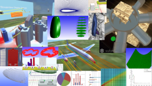 Images from various projects of Programmatic Modeling Consultants