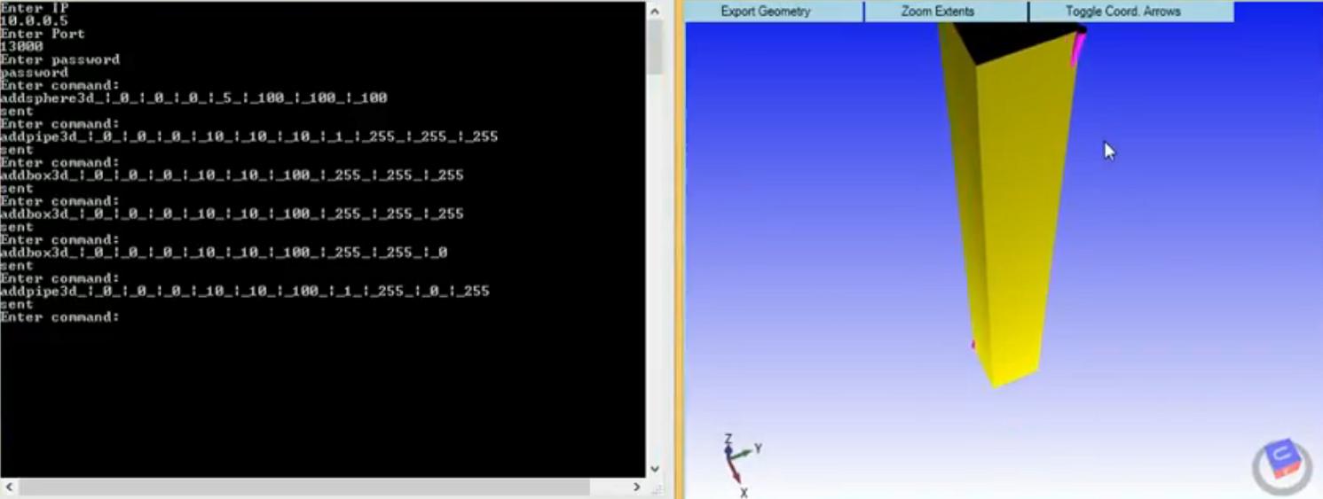 PUPPI CAD Server