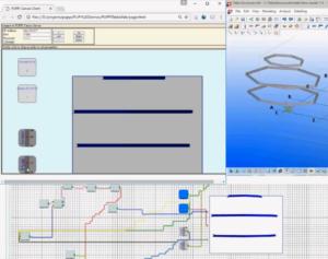 Web CAD canvas
