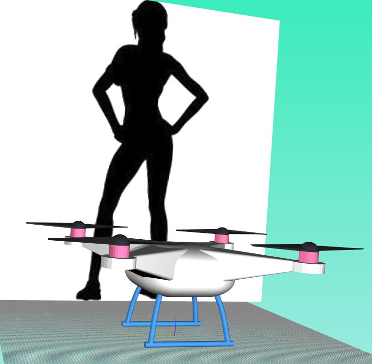 CopterCAD Drone