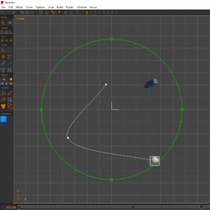 3D modeling GUI