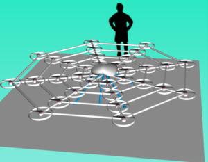 CopterCAD Spider Drone